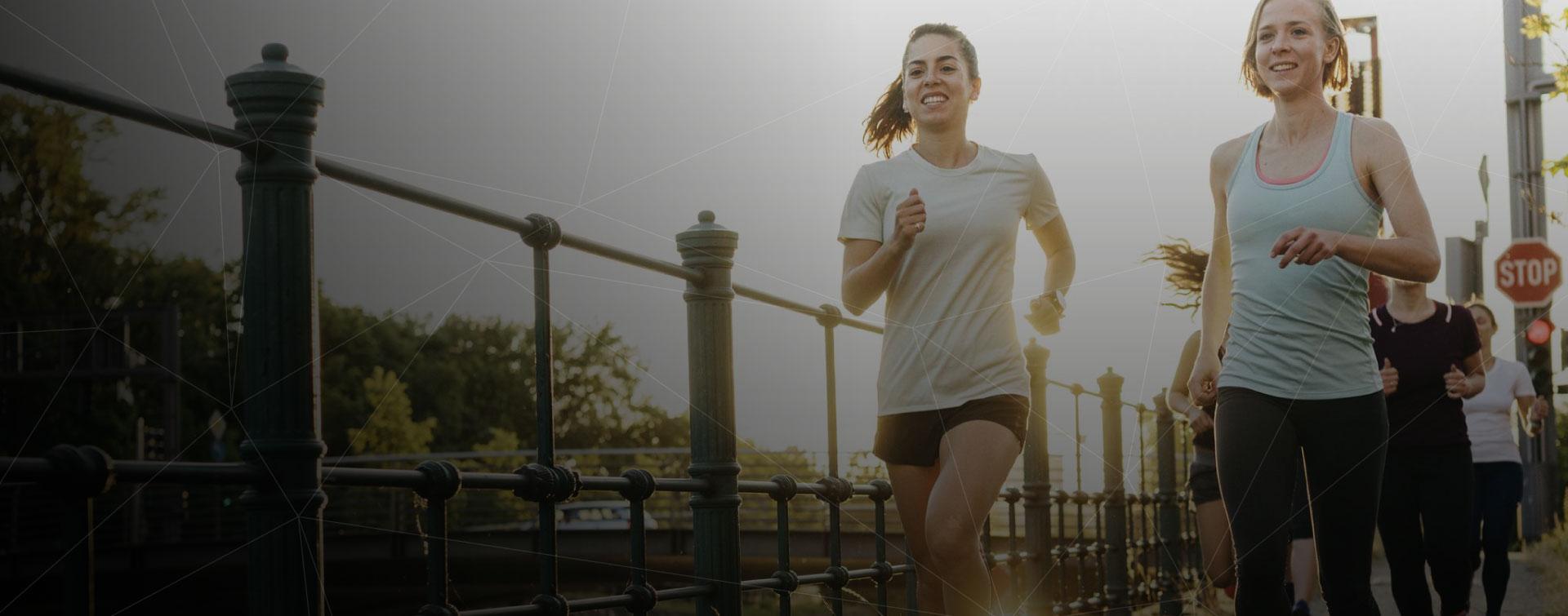Correr sin dolor de rodillas.